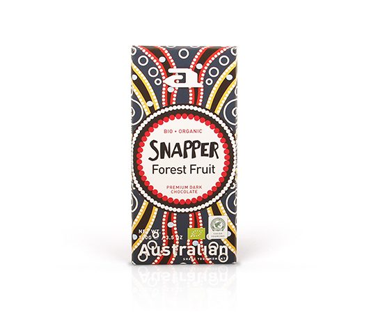 Snapper dark forest fruit RFA organic